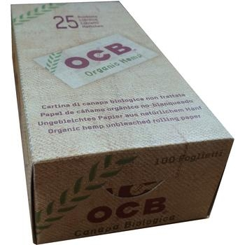 OCB Double Organic Hemp Box