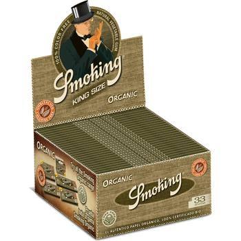 Smoking King Size Organic - Box