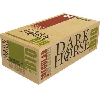 Dark Horse Bio Zigarettenpapier Box