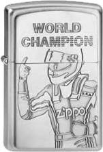 Zippo World Champion Emblem 2002949