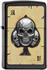 Zippo Ace Skull 60001959
