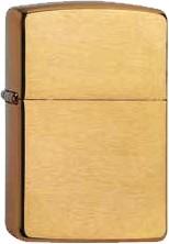Zippo Brass Brushed 60001165