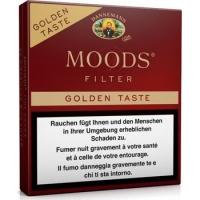 Dannemann Moods Filter Golden Taste, 5 x 20 Zigarillos