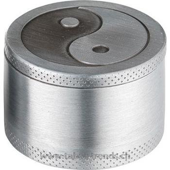 Metall Grinder ying yang