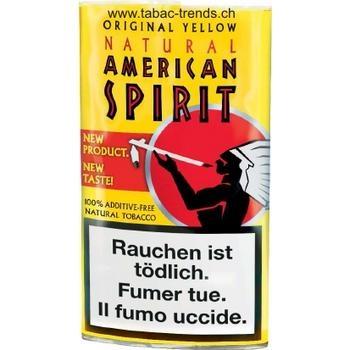 American Spirit Yello Beutel