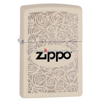 Zippo Roses & Logo