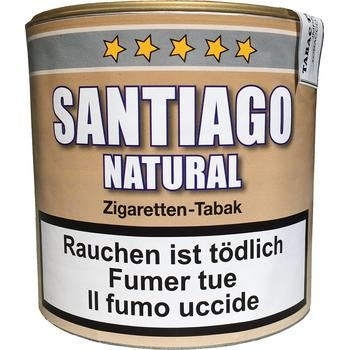Santiago Natural Tabak für Zigaretten