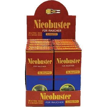 Nicobuster Slim Microfilter