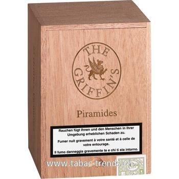 Griffin's Piramides - 25 Zigarren