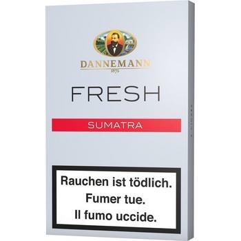 Dannemann Fresh Sumatra - 2 x 5 Zigarren