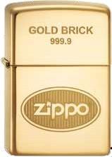 Zippo Gold Brick 60001363