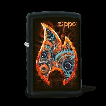 Zippo Steampunk Flame 60003346