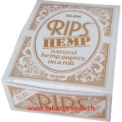 Rips Slim Hemp - 24er Grosspackung