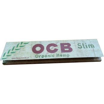 OCB King Size Organic Hemp Slim Hemp