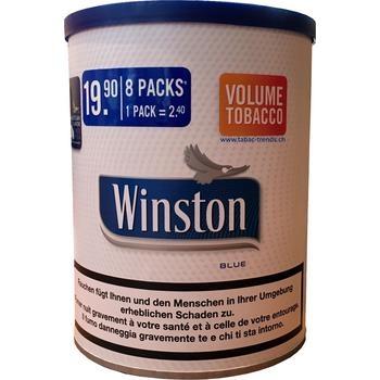 Winston Volume Zigaretten Tabak