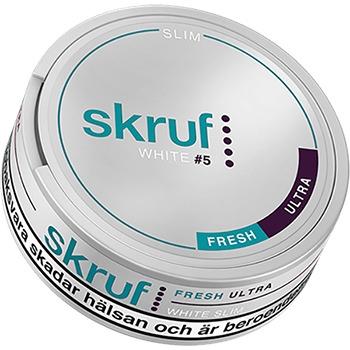 Skruf Slim Fresh Ultra Strong #5 Snus