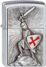 Zippo Templer Crusade Victory 1300103