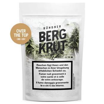 Bergkrut Over the Top 10g
