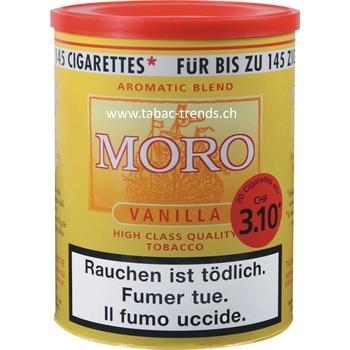 Moro Vanille Tabak