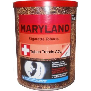Maryland natur Tabak