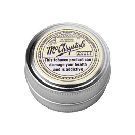 MC Chrystals Snuff mini