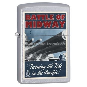 Zippo Battle of Midway