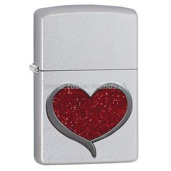 Zippo Heart
