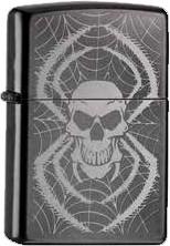 Zippo Skull Spider 60001003