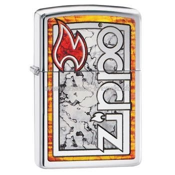 Zippo Sign Flame