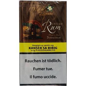 Flor de Filipinas - Rum 3 x 5 Zigarren
