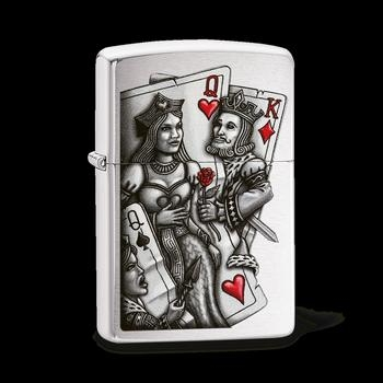 Zippo King And Queen 60003351