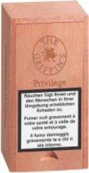 The Griffin's Privilège - 25 Zigarren