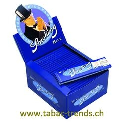 Smoking King Size blau Box