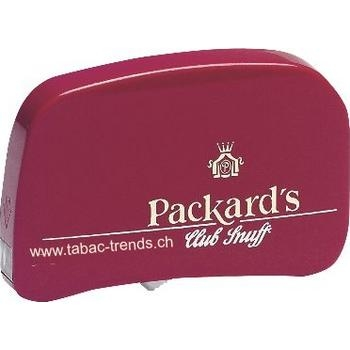 Packard's Club Snuff Schnupftabak