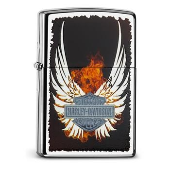 Zippo Harley Davidson Wings 60000481