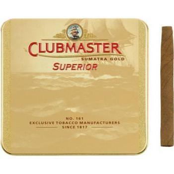Clubmaster Superior Sumatra Gold Zigarillos - 5 x 20 Stk.