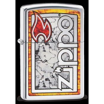 Zippo Logo In Fuzion 60002976