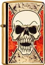 Zippo Fusion Skull 60001411