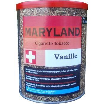 Maryland Vanille Tabak