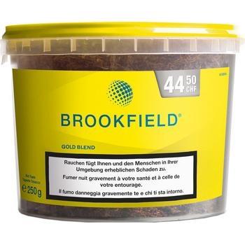 Brookfield Gold Blend Tabak,Eimer 250g