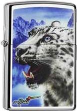 Zippo Mazzi Snow Leopard 60000713