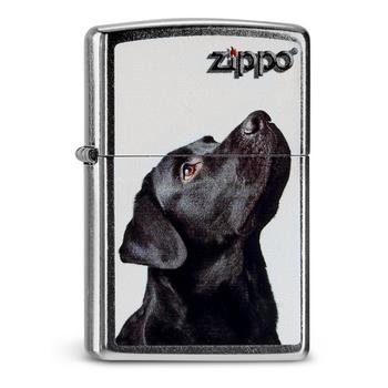 Zippo Black Lab 60000206