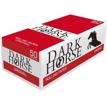 Dark Horse Zigarettenpapier Box Neu