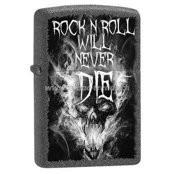 Zippo Rock n Roll will never die