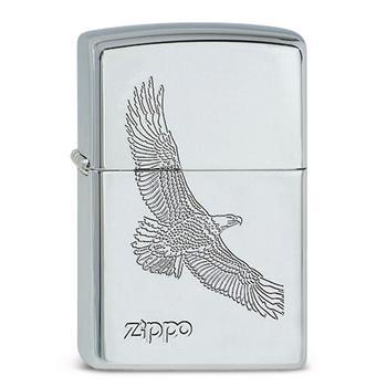 Zippo Eagle Chrome 60001329