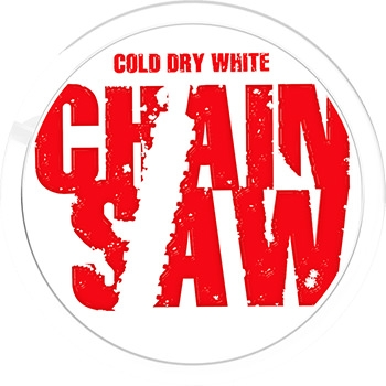 Chainsaw Cold White Dry Snus