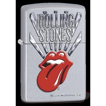 Zippo Satin Finish RollingStones 60001423