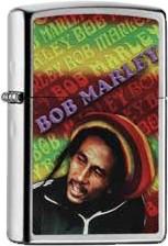 Zippo Bob Marley Singing 60000897