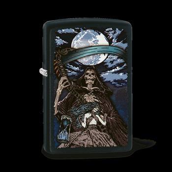 Zippo Skull/Moon 60003464
