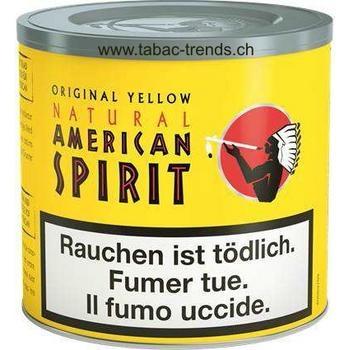 American Spirit Yellow Tabak